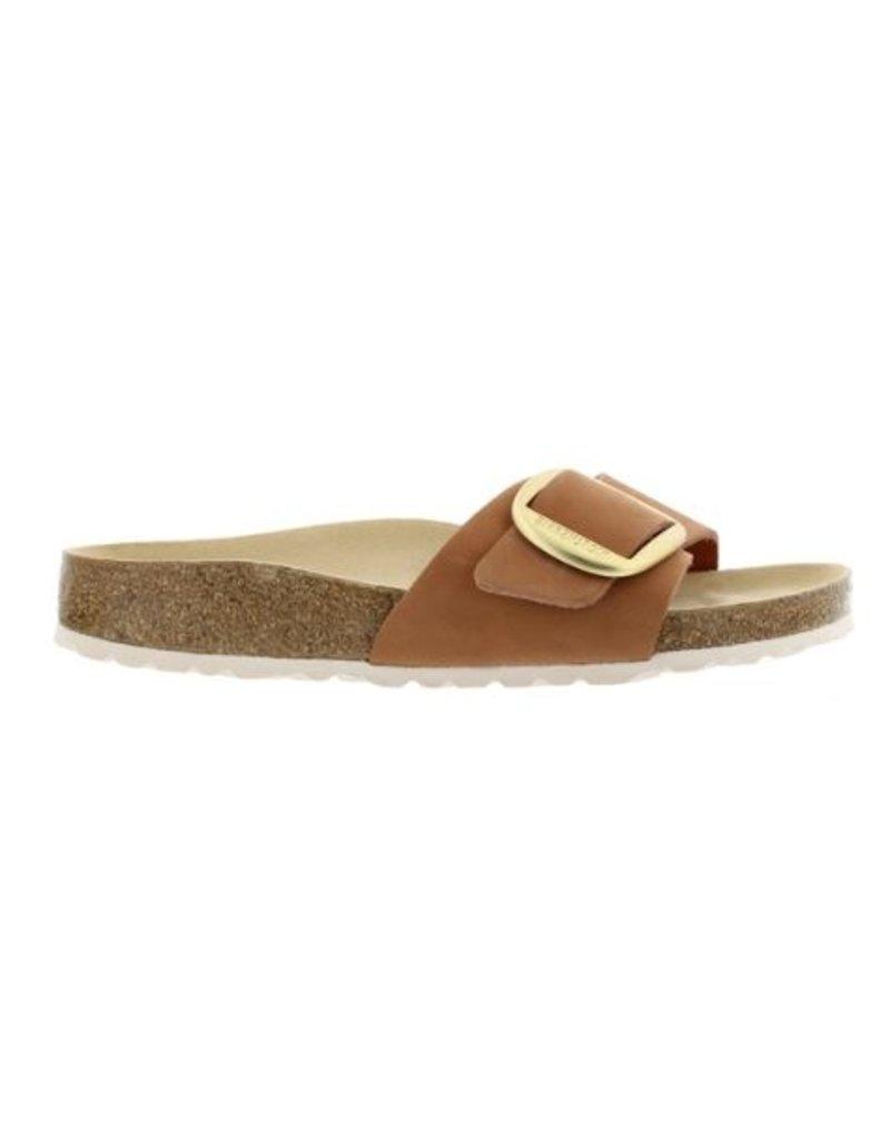 Birkenstock Birkenstock Madrid Brandy narrow bruin sandalen dames