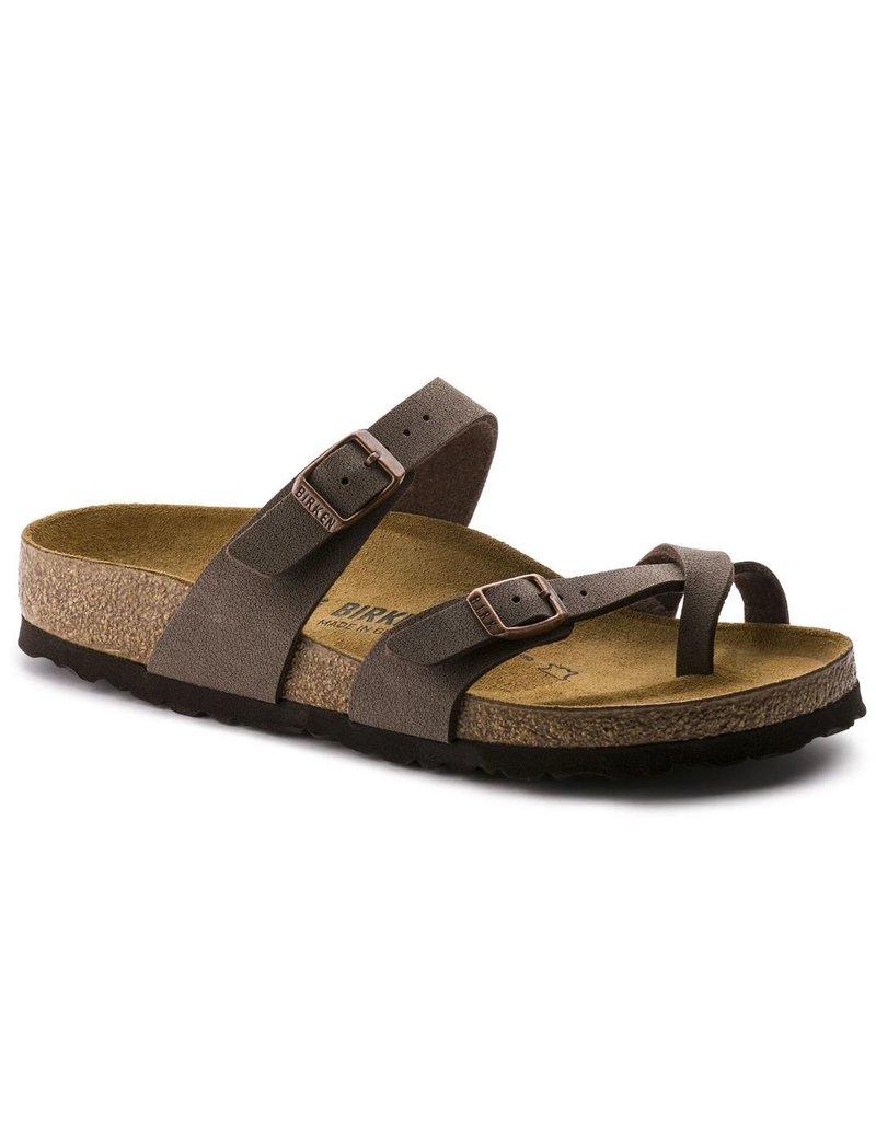 Birkenstock Birkenstock Mayari mocca regular slippers dames (S)