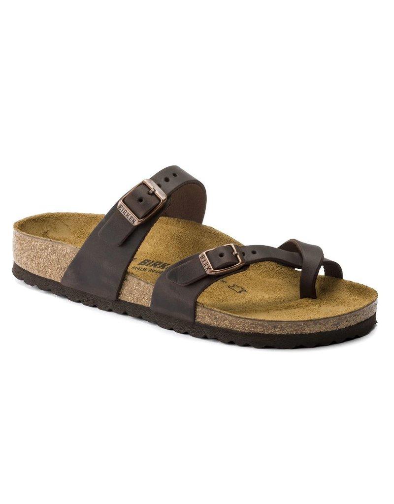 Birkenstock Birkenstock Mayari habana bruin narrow slippers dames