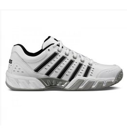 K-Swiss Big Shot Light leather omni wit tennisschoenen heren
