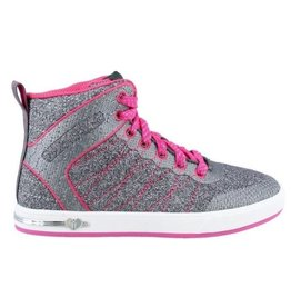Skechers Shootouts Glitzy Ritz high sneakers meisjes