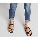 Birkenstock Birkenstock Mayari Graceful toffee regular slippers dames (S)