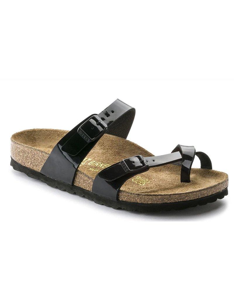 Birkenstock Birkenstock Mayari zwart regular slippers dames (S)