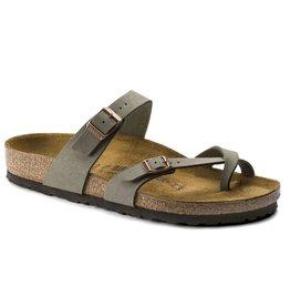 Birkenstock Mayari stone regular slippers uni (S)