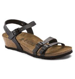 Papillio Lana zwart narrow sandalen dames