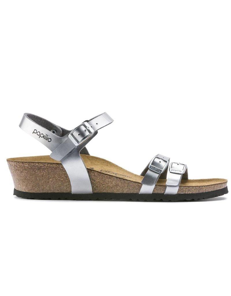 Papillio Papillio Lana zilver narrow sandalen dames (S)