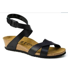 Papillio Lola zwart narrow sandalen dames (S)