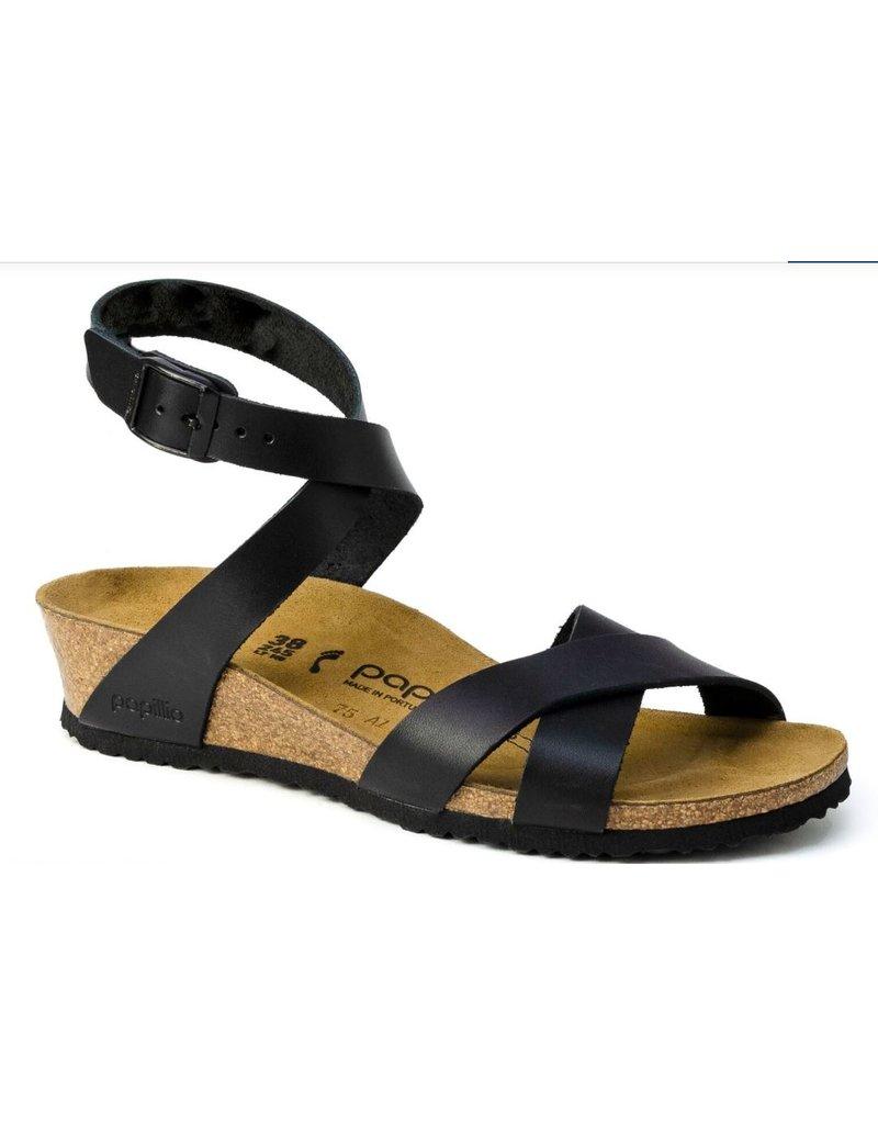 Papillio Papillio Lola zwart narrow sandalen dames (S)