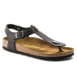 Birkenstock Kairo zwart regular slippers dames