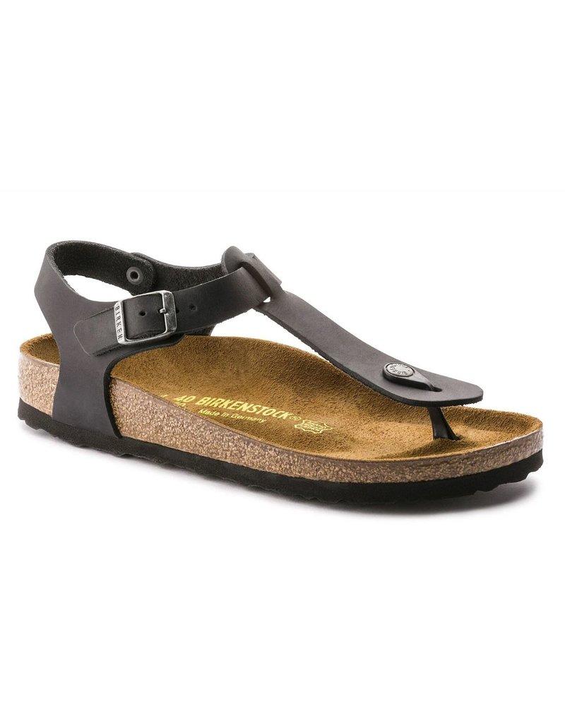 Birkenstock Birkenstock Kairo zwart regular slippers dames (S)