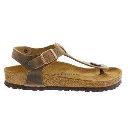 Birkenstock Kairo tabacco bruin regular slippers dames