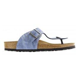 Birkenstock Ramses Used Jeans blauw sandalen heren (S)
