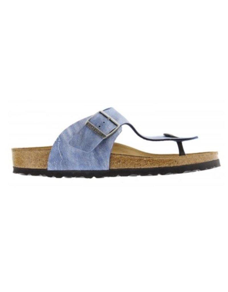 Birkenstock Birkenstock Ramses Used Jeans blauw sandalen heren (S)