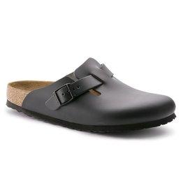 Birkenstock Boston zwart regular sandalen heren