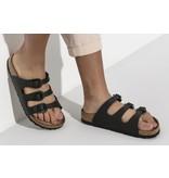 Birkenstock Birkenstock Florida zwart regular sandalen unisex (S)