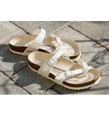 Birkenstock Birkenstock Mayari wit regular slippers dames
