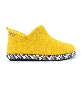 Toni Pons MAIA-FP vilt geel pantoffels dames