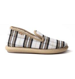 Toni Pons METZ-QD  textiel ecru pantoffels dames (S)