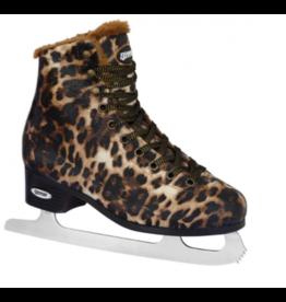 Tempish schaatsen Safari kunstschaatsen print dames
