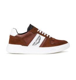 PME Legend Flettner cognac sneakers heren  (s)