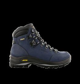 Grisport Anden Mid blauw wandelschoenen uni (s)