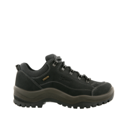 Grisport Pampa Low grijs wandelschoenen uni (s)