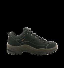 Grisport Pampa Low zwart wandelschoenen uni (s)