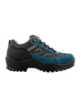 Grisport Torino Low azuurblauw wandelschoenen dames (s)