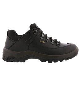 Grisport Brenta Low zwart wandelschoenen uni (s)