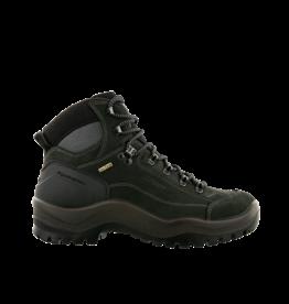 Grisport Pampa Mid zwart wandelschoenen uni (s)