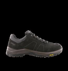 Grisport Utah Low zwart wandelschoenen uni (a)