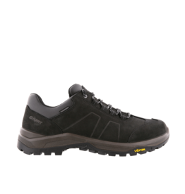 Grisport Utah Low zwart wandelschoenen uni (s)