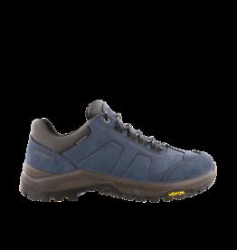 Grisport Utah Low blauw wandelschoenen uni (s)