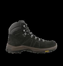 Grisport Utah Mid zwart wandelschoenen uni (s)