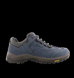 Grisport Walker Low blauw wandelschoenen uni (s)