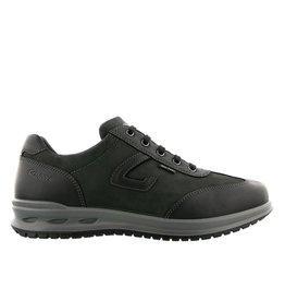 Grisport 43011-134 zwart wandelschoenen heren (s)