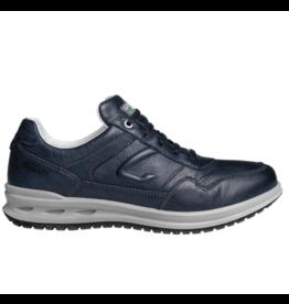 Grisport 43041-06 blauw wandelschoenen heren (s)