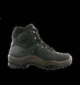 Grisport Sherpa Mid zwart wandelschoenen uni (s)