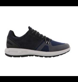 Grisport 44001-06 blauw wandelschoenen heren (s)