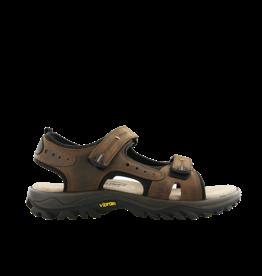 Grisport Hike bruin sandalen heren (a)