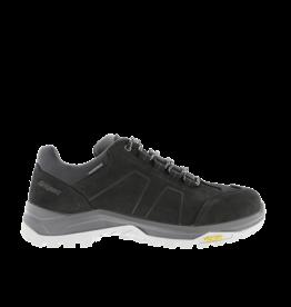 Grisport Arizona Low zwart wandelschoenen uni (a)