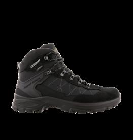 Grisport Scout Mid zwart wandelschoenen uni (a)