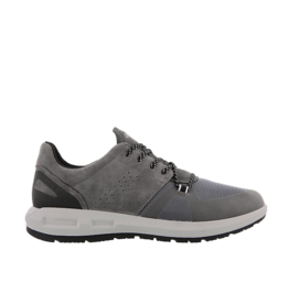 Grisport 44001-03 grijs wandelschoenen heren (a)