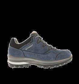 Grisport Bari Low blauw wandelschoenen dames (a)