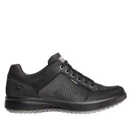Grisport 43601-01 zwart wandelschoenen heren (a)