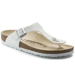 Birkenstock Gizeh wit slippers uni