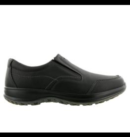 Grisport Active 8615-01 zwart wandelschoenen heren (a)