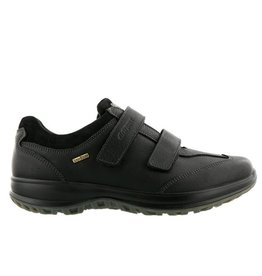 Grisport Active 8637-01 zwart wandelschoenen heren (a)