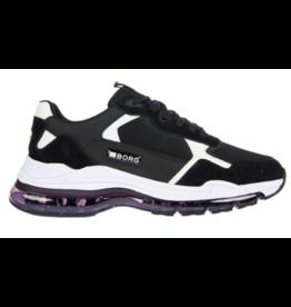 Björn Borg X510 MSH M zwart sneakers heren (s)