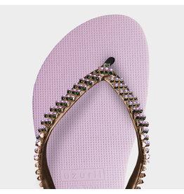 Uzurii Dangerous violet slippers dames (s)